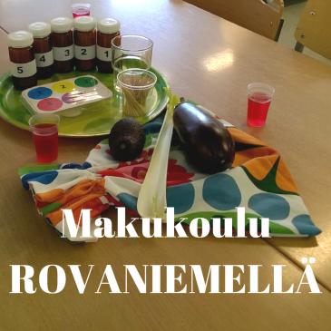 Makukoulu Rovaniemellä